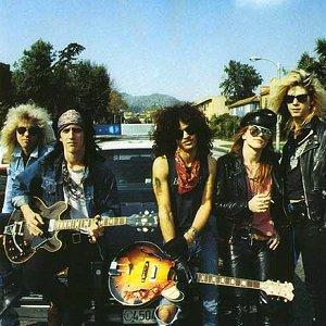 Guns N Roses подбор песен на гитаре